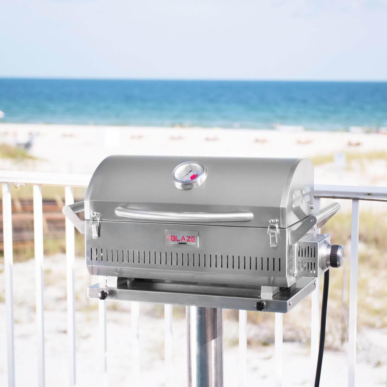 Blaze Professional Marine Grade Portable Propane Gas Grill