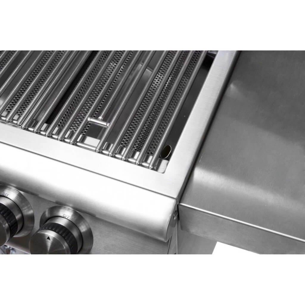 Blaze 32 Inch 4-Burner Grill With Rear Burner