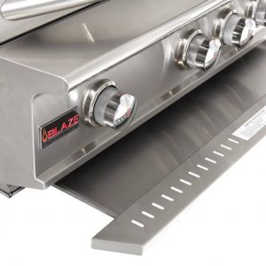 Blaze Professional 34-Inch Built-In Gas Grill With Rear Infrared Burner