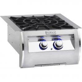 Fire Magic Echelon Diamond Built-In Power Burner