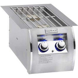 Fire Magic Echelon Diamond Double Side Burner