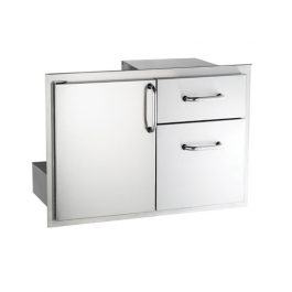 Access Door with Double Drawer (Select)