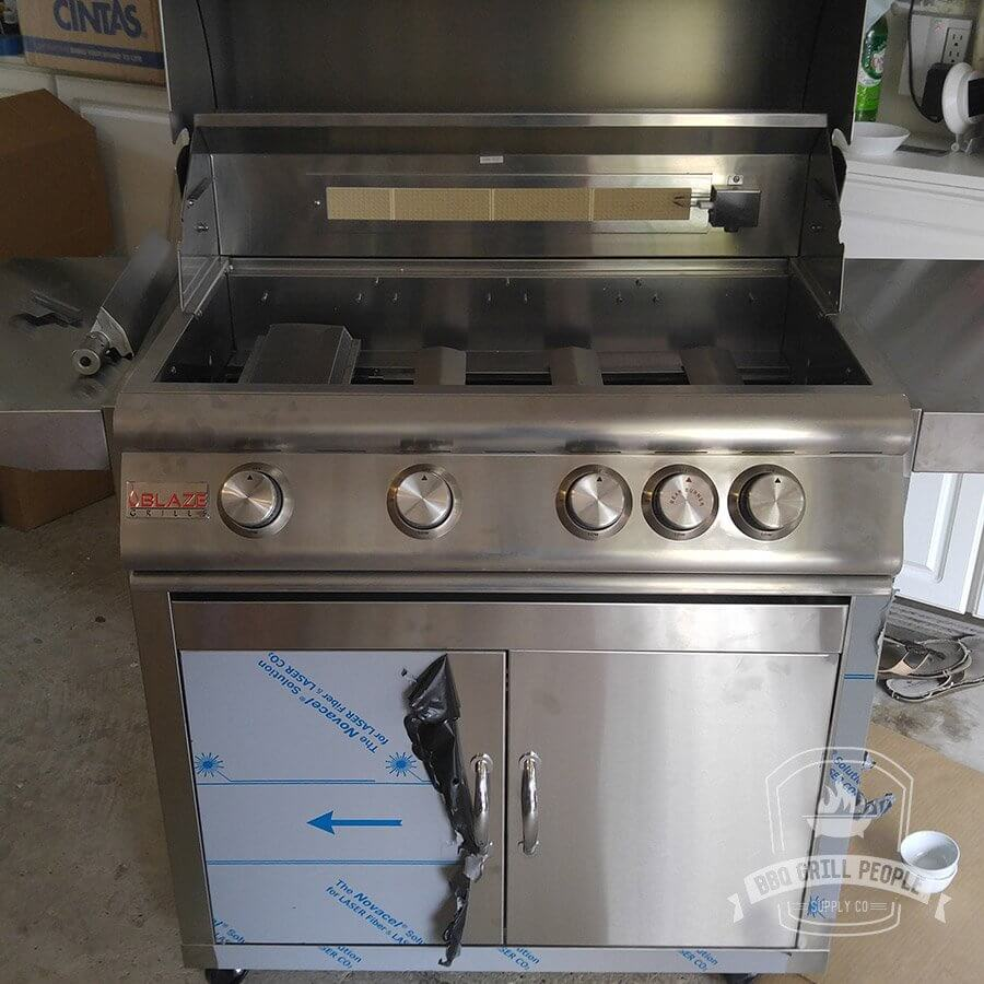 Blaze Grill Assembly Instructions – BBQ Grill People