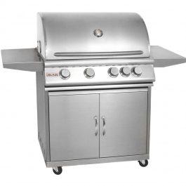 Blaze 32-Inch 4-Burner Freestanding Gas Grill