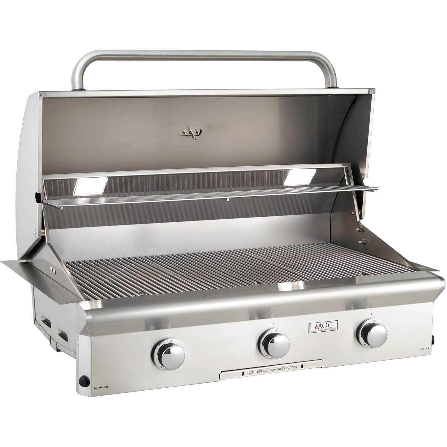 American Outdoor Grills L Series 24 Built In Grill Bbq