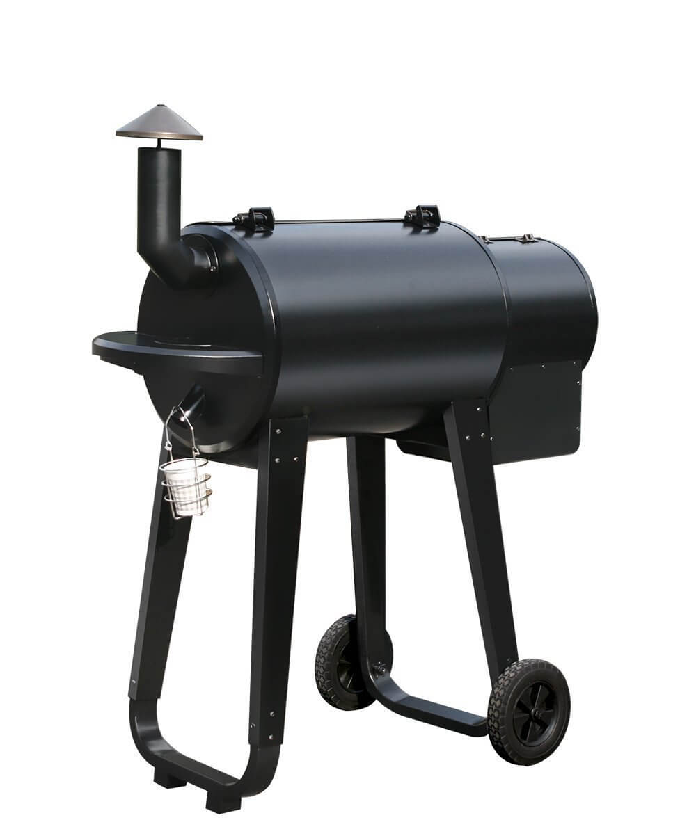 Z grills wood pellet bbq grill and smoker bbq grill people - Pellet grills and smokers ...
