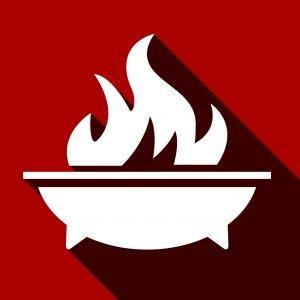 BBQ Grill People