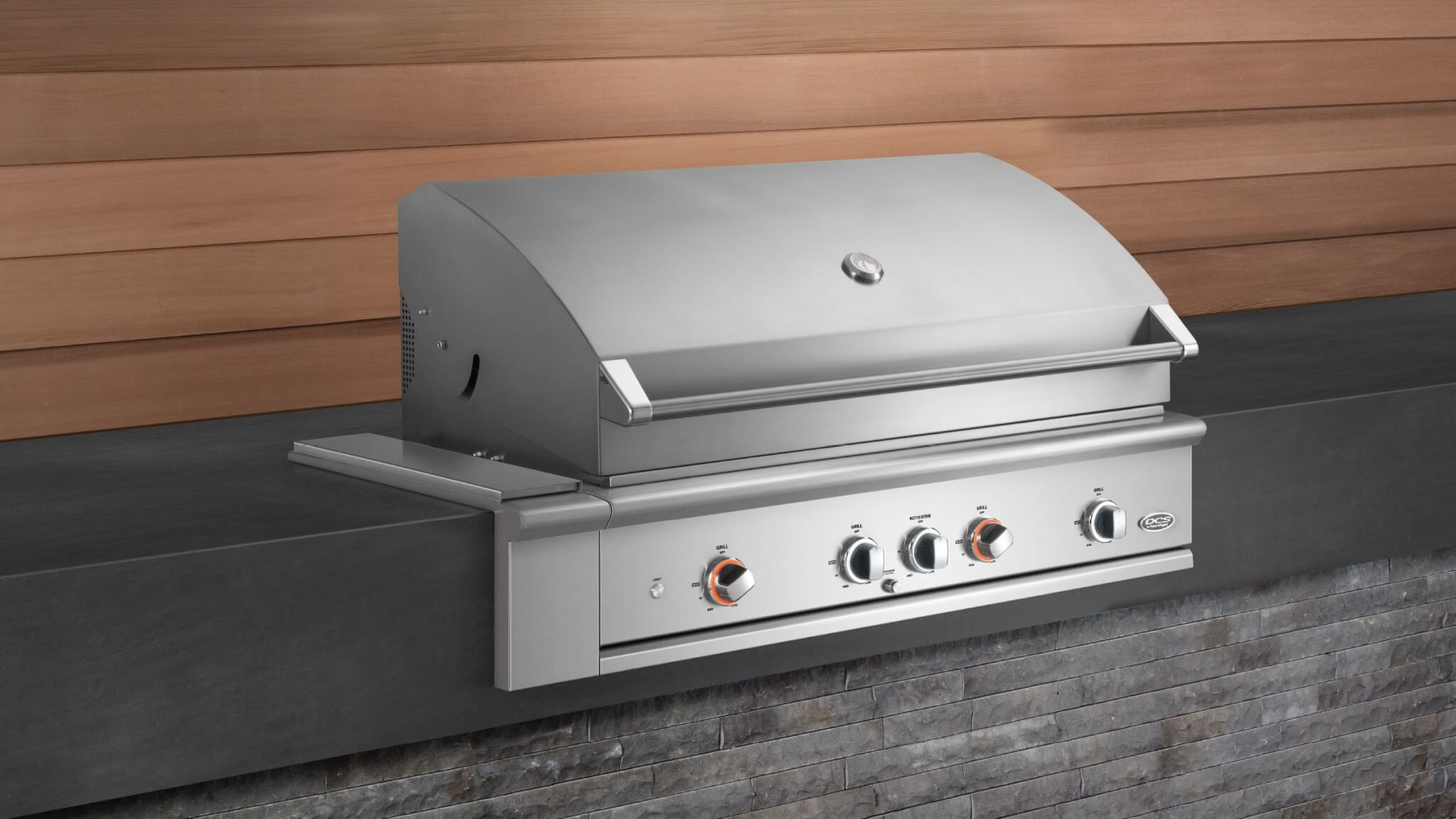 Dcs Evolution 36 Built In Grill With Rotisserie