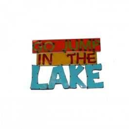 lake-metal-sign