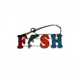 fish-metal-sign