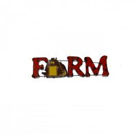 Farm-Metal-Sign