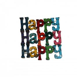 happy-outdoor-metal-sign