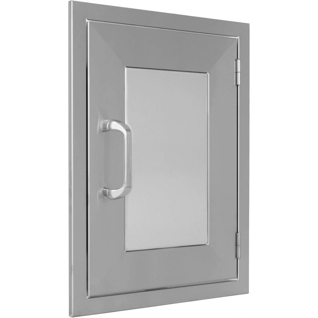 Denali series 14 20 single access vertical door bbq for Acces vertical