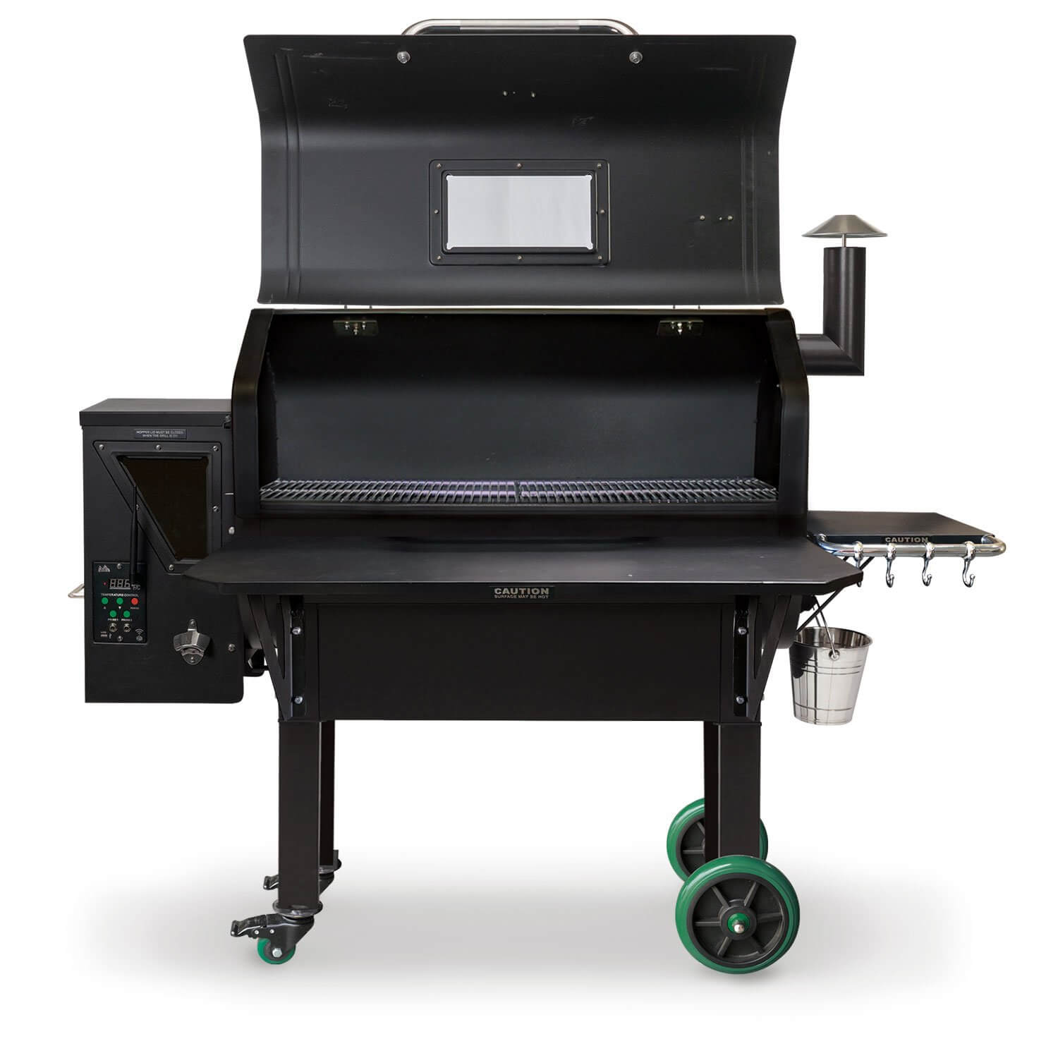Green Mountain Grills Jim Bowie Prime Pellet Grill Wifi
