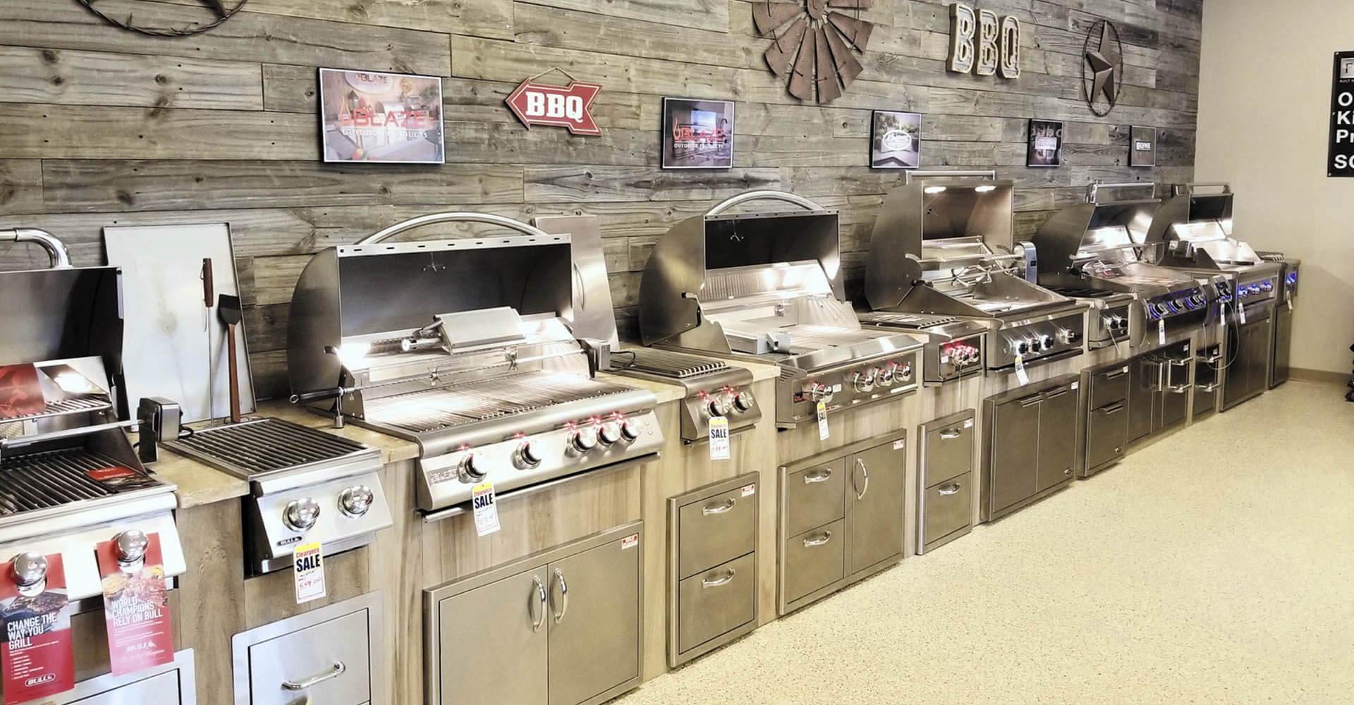 BBQ Grill People – Supplying all your outdoor needs!