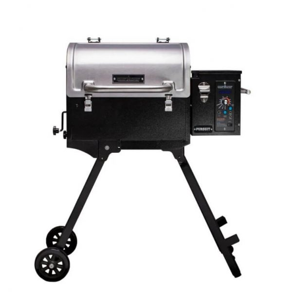 Camp Chef Pursuit 20 Portable Wood Pellet Grill Bbq Grill People