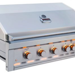 Sunstone Ruby Grill With Burner