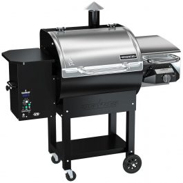 woodwind grill-pellet
